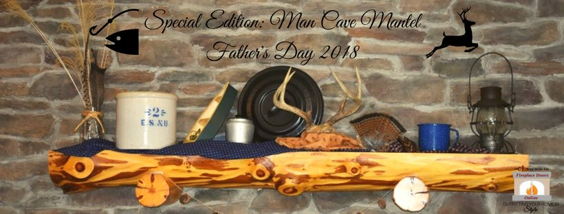 Special Edition: Man Cave Father's Day Mantel