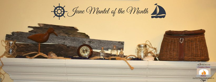 June Mantel Of The Month