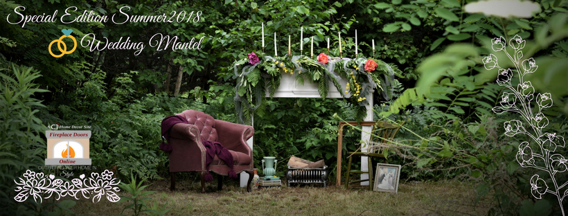 Special Edition Wedding Mantel