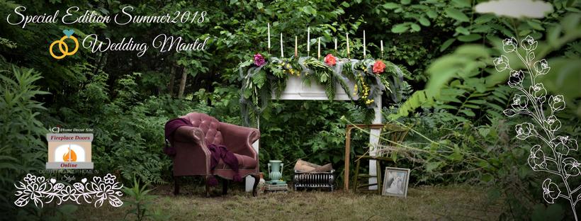 Special Edition Summer 2018: Wedding Mantel