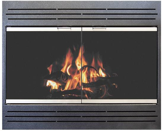 OEM Prefab Fireplace Door