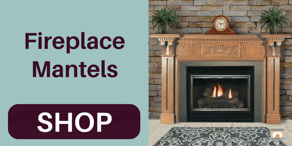 Swell The Clearance Requirements For A Fireplace Mantel Or Mantel Home Interior And Landscaping Ymoonbapapsignezvosmurscom