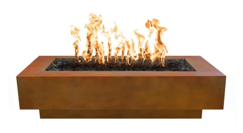 Coronado Corten Steel Fire Pit