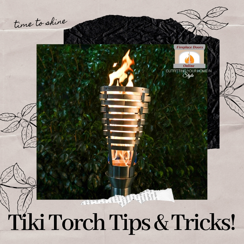 Tips and Tricks to Owning Tiki Torches