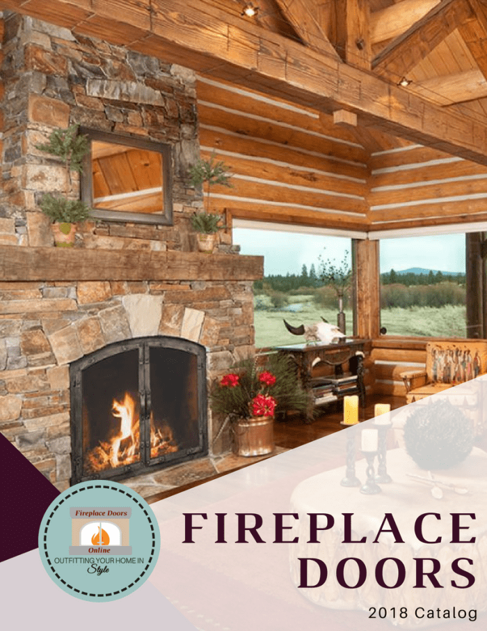 Fireplace Doors 2018 Catalog Flipbook