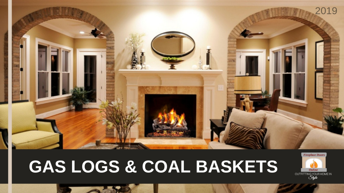 Gas Logs & Coal Baskets 2019 Catalog