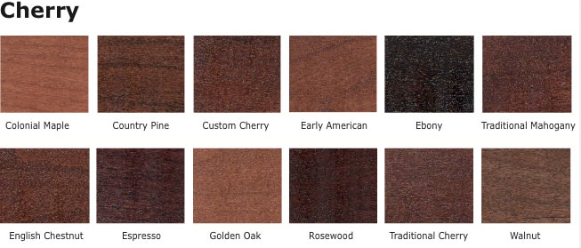 Cherry wood stains for fireplace mantel entertainment units