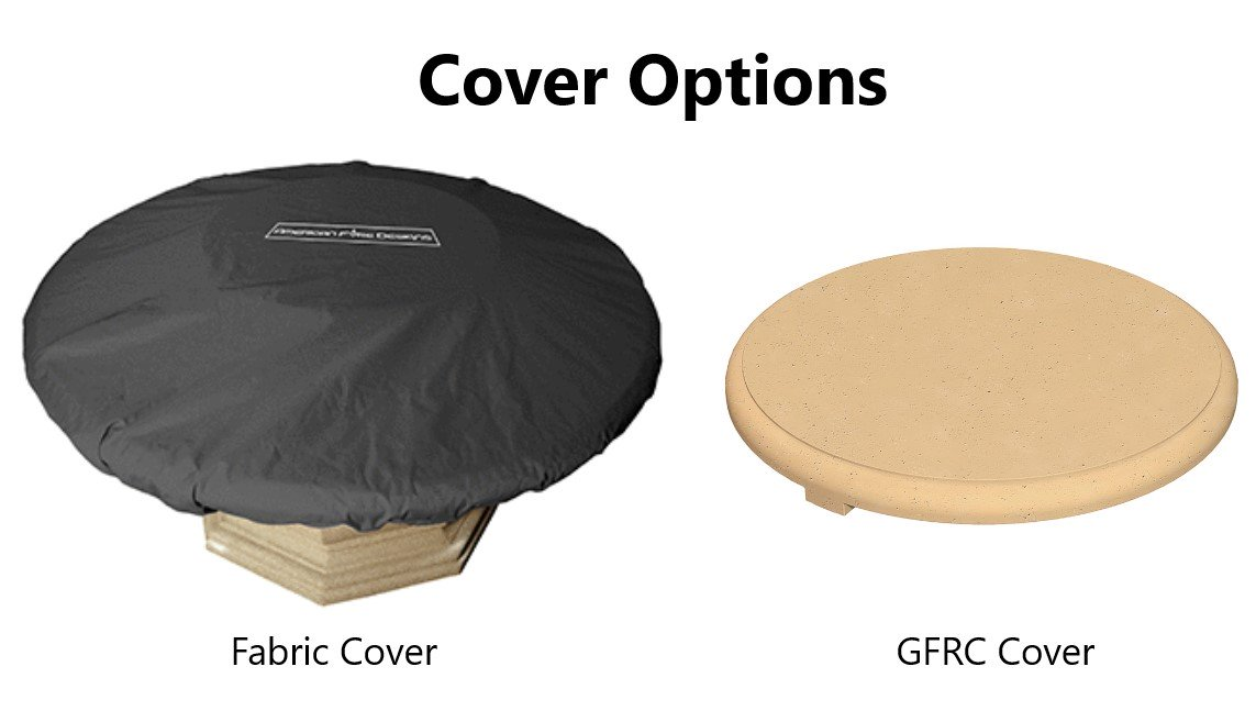 Firetable Cover Options