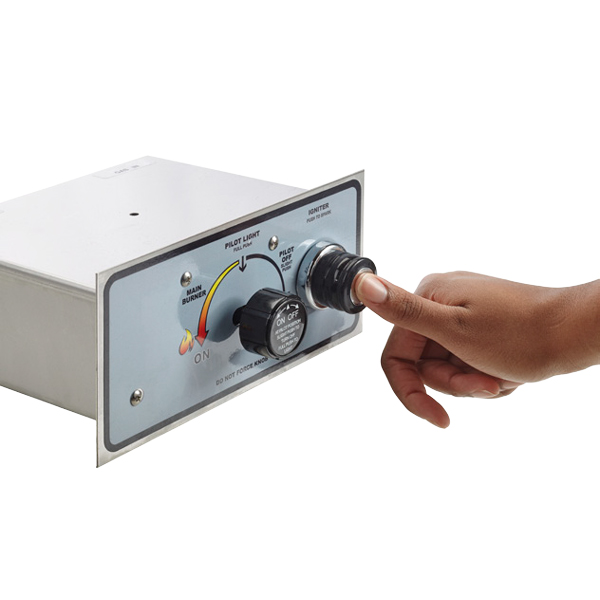 Push button ignition system