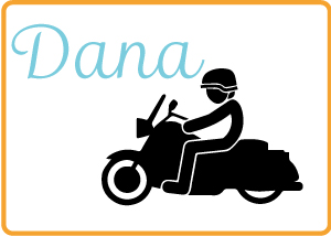 Dana - Sales Manager