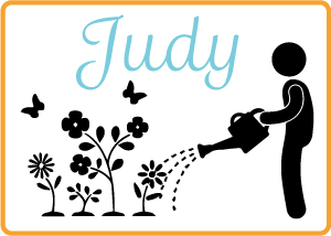 Judy - founder & co-owner