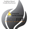 Crossfire Brass Burner Installation Manual