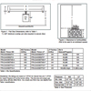 Spur burner disc specs for fire pits