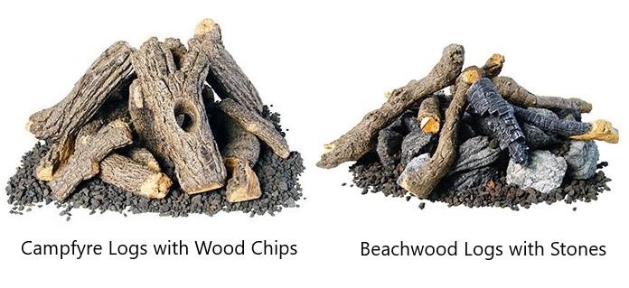 Log Set Choices