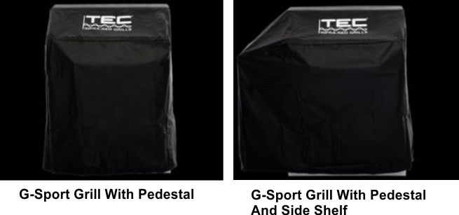 G-Sport Covers For Pedestal Grills