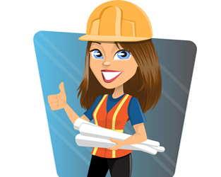 Contractors page, sign up and start to save