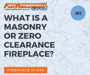 What is a fireplace? - Fast Replacement Glass answers your questions!