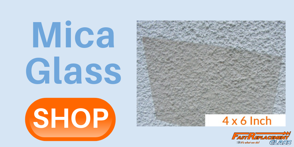 Shop our selection of mica glass on Fast Replacement Glass