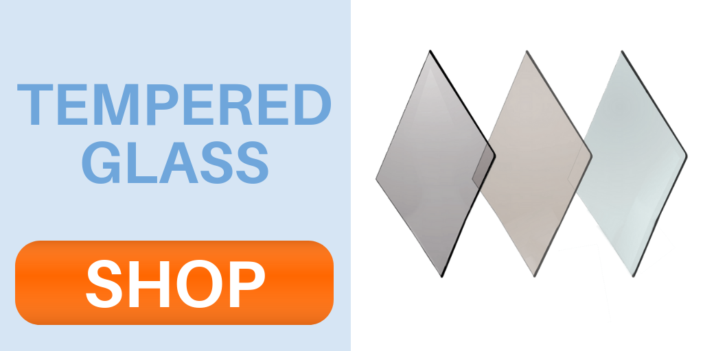 Click to shop tempered glass on Fast Replacement Glass