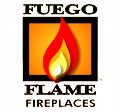 Fuego Flame Fireplaces - High Heat Pyroceram Glass needed