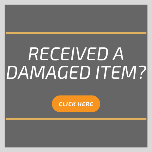Received Damaged Item Returns - Fast Replacement Glass
