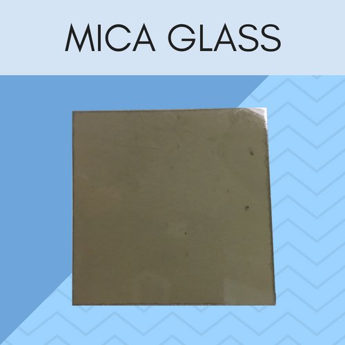 Mica glass for older antique wood stoves, European stoves, and coal stoves