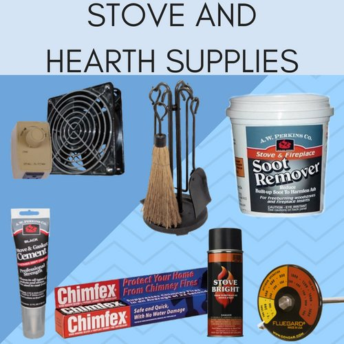 Stove & Hearth supplies for your heating appliances.