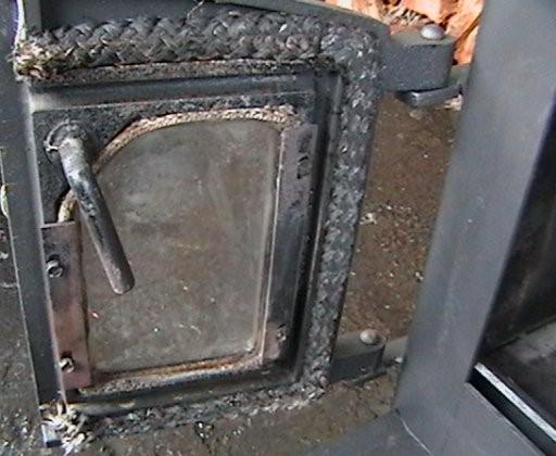 Stove Door Gasket