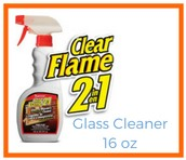 Shop Clear Flame 2in1 Glass Cleaner!