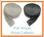 Shop Wood Stove Flat Gaskets!