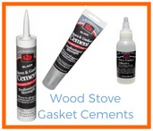 Shop Wood Stove Gasket Cements!