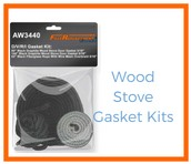 Shop Wood Stove Gasket Kits!