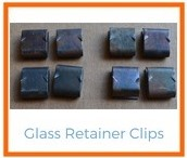 Shop Glass Retainer Clips!