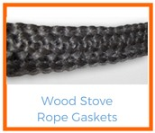 Shop Wood Stove Rope Gaskets!