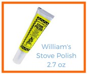 Shop William's Stove Polish!