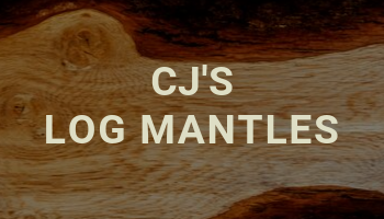 Cj's Log Mantels