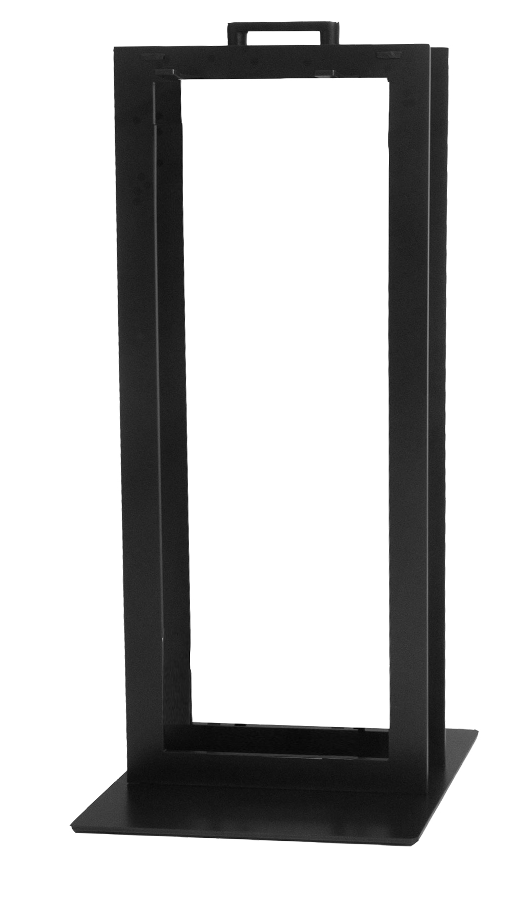 Looking for something modern? You'll love this beautiful black fireplace tool set!