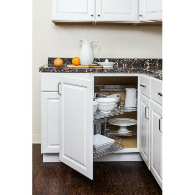 Door Mounted Universal Blind Corner, Kitchen Cabinets Organizers For Blind Corner