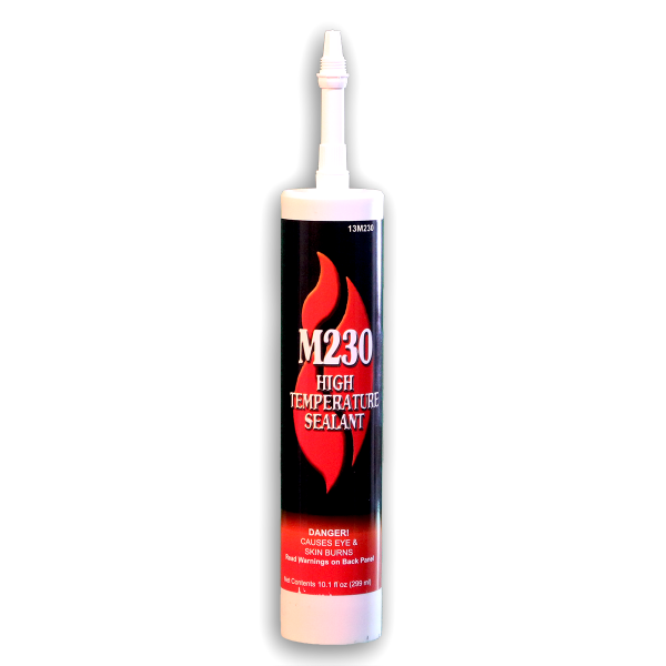 High Heat Caulking : M high temp °f stove bright sealant