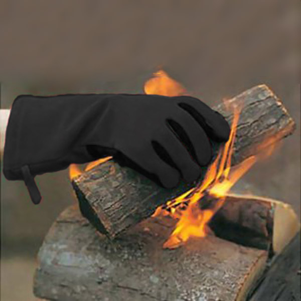 HearthX fireplace and wood stove gloves. - HearthX Fireplace And Stove Glove