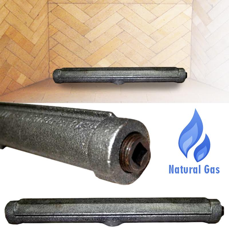 Cast Iron Natural Gas Log Lighter