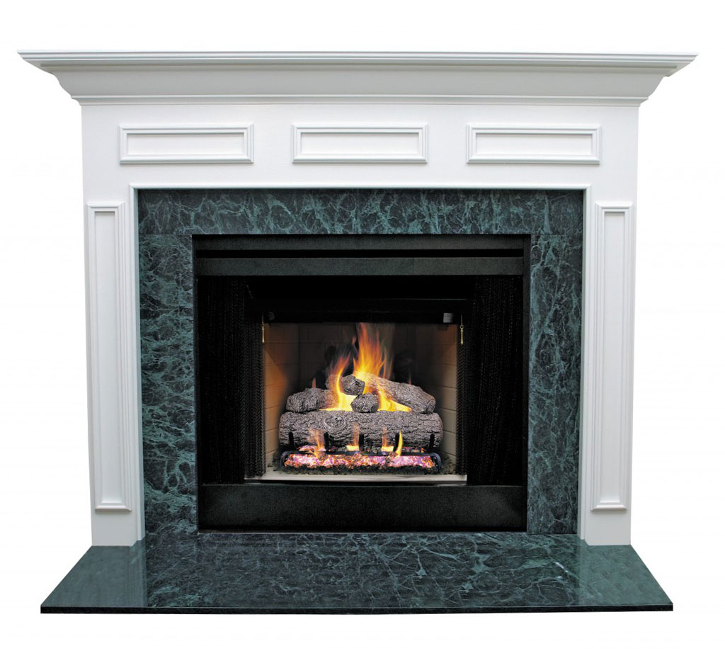 Donnelly Wood Fireplace Mantels