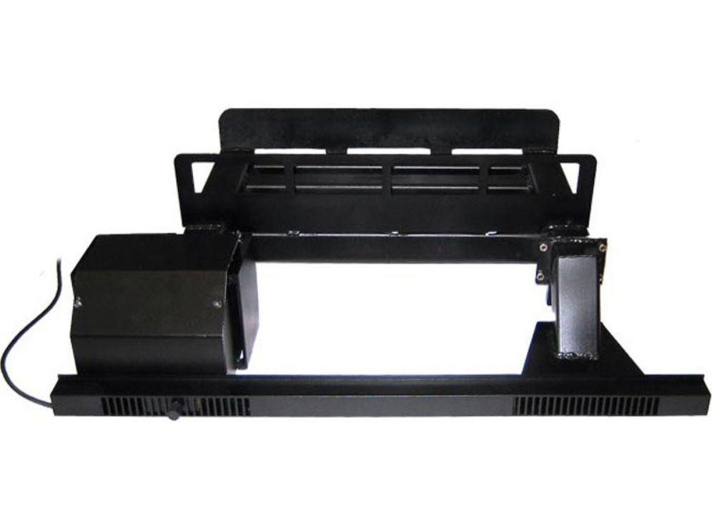 Slim Design Fireplace Grate Heater Gh2220