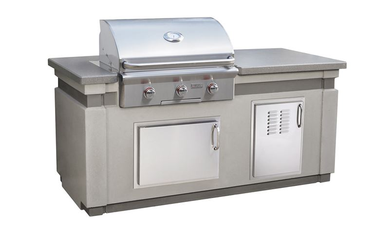 AOG T Series Outdoor Grill Island Set