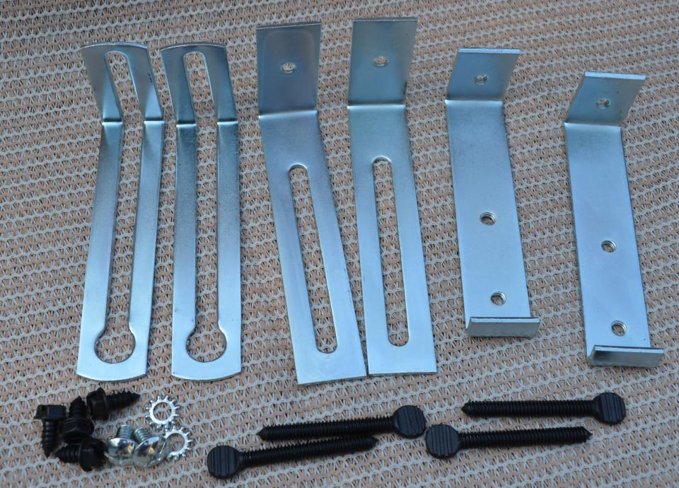 Combination Mounting Hardware Kit