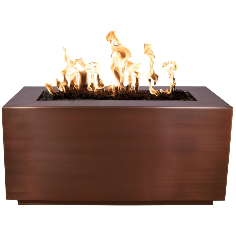 Pismo Copper Gas Fire Pit