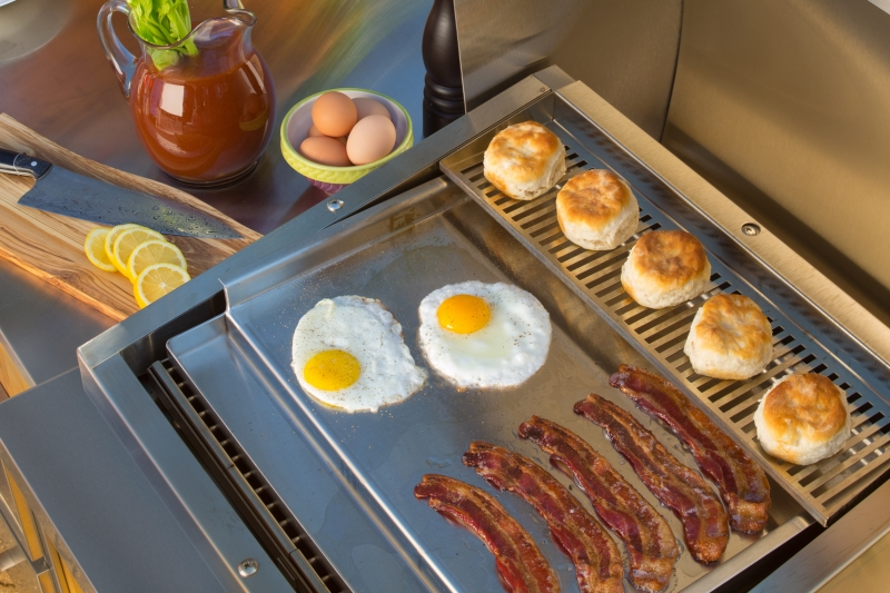 TEC Flat Top Griddle for Searmaster, Patio , and Sterling grills