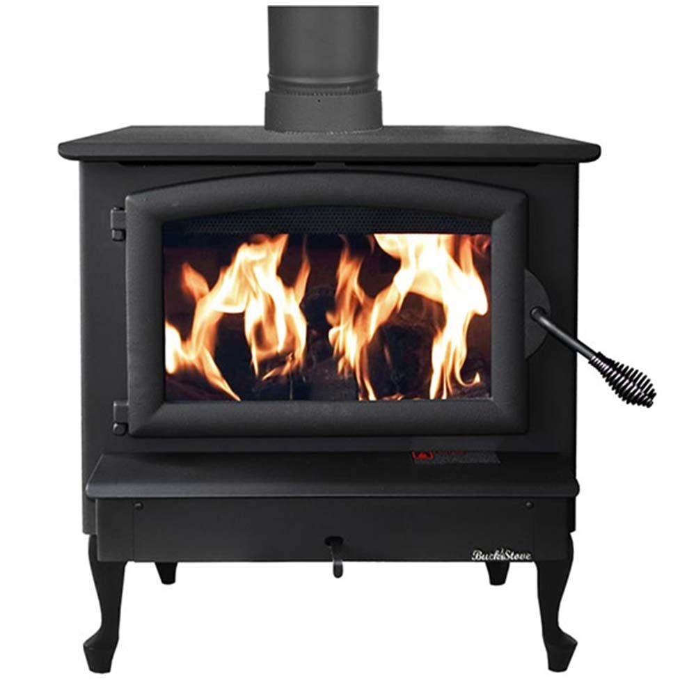 Fantastic Non Catalytic Model 74 Wood Stove By Buck Stove Home Remodeling Inspirations Genioncuboardxyz