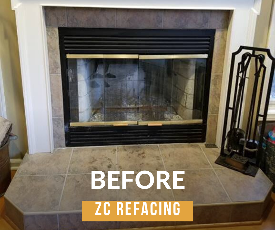 Subcategory: Zero Clearance Refacing - Before