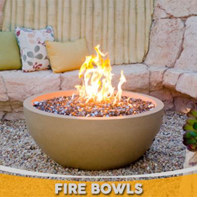 Outdoor Fire Bowls
